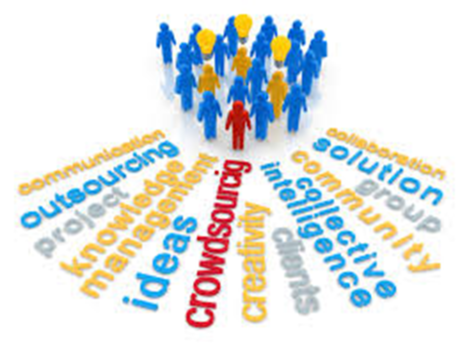 Turning to Crowdsourcing for Business Answers